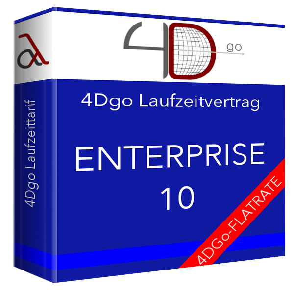 4Dgo Enterprise Tarife