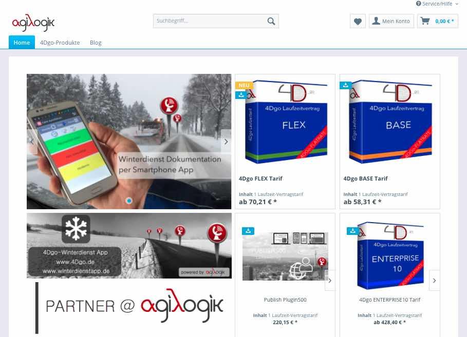 4Dgo Produkte online bestellen